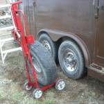 Herc-U-Lifts-HERCULIFTS-Travel-Trailer-BBQ-Propane-LP Cooler-Camper-Tank-Lifter-Lift-Carrier-Cart-Dolly-Winch-Hoist-Mover