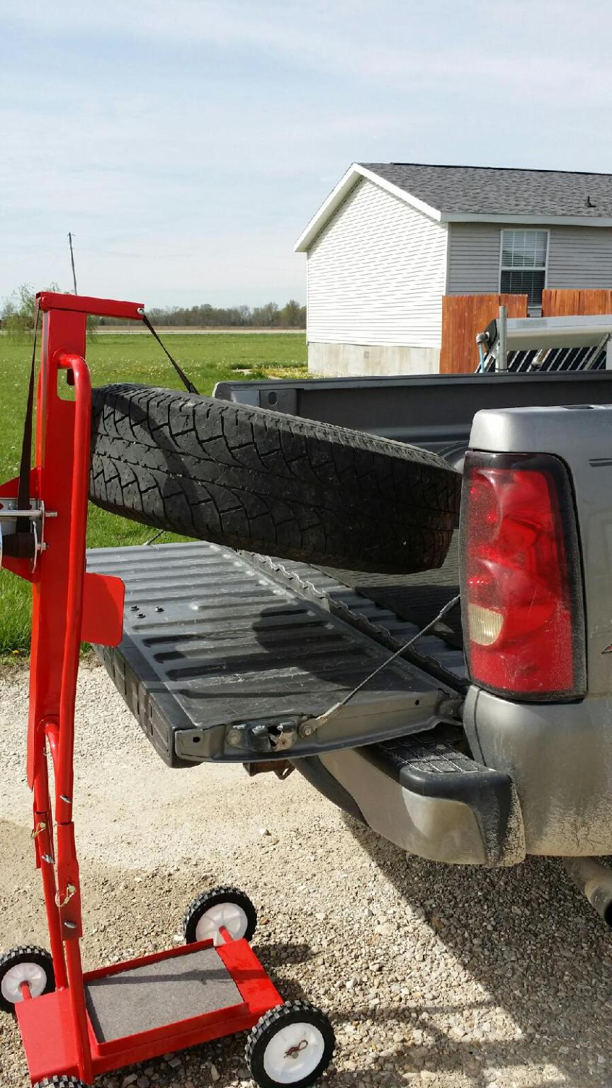 Hay Lift For Truck : Hay lift for truck autos post